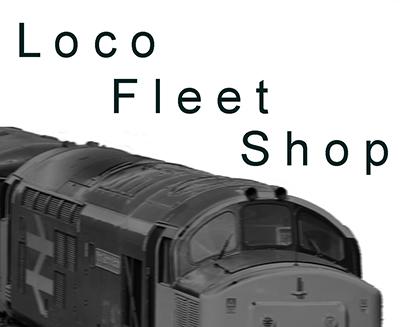 Loco Fleet List Logo White