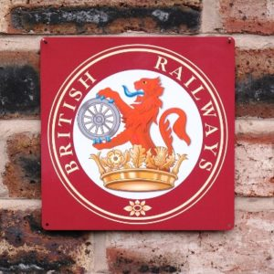 British Railways Ferret & Dartboard