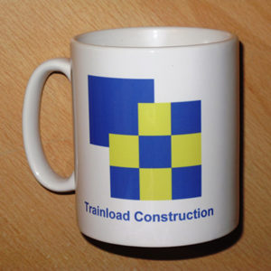 TrainLoad Construction Mug