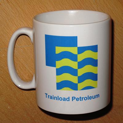 Trainload Petroleum Mug