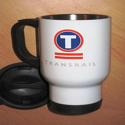 Transrail Travel Mug