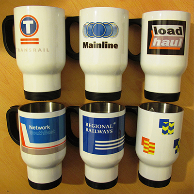 Loco Fleet Shop Travel Mugs