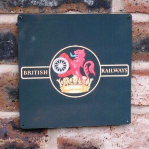 British Railways Lion & Crown