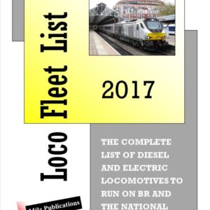 Loco Fleet List 2017