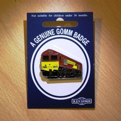 Class 66 Badge