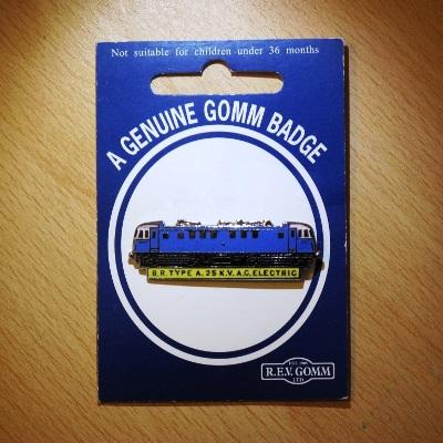 Class 86 Badge