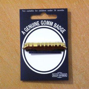 GWR Railcar Badge