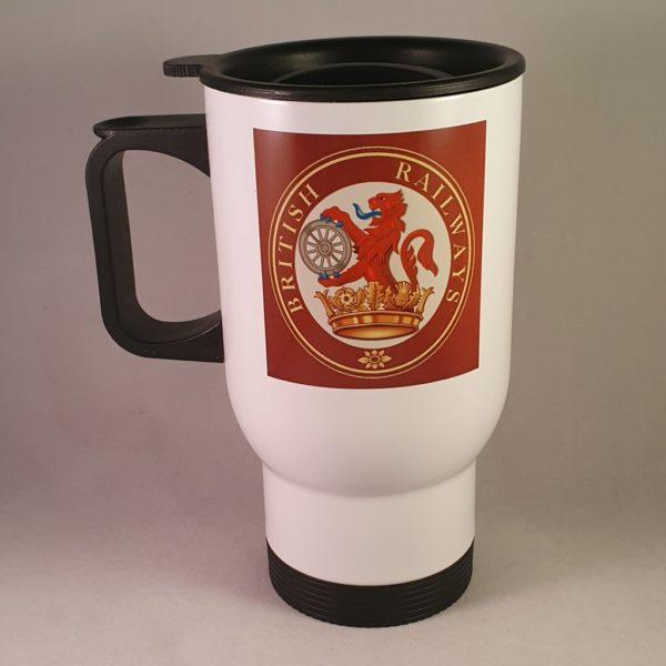 BR Ferret & Dartboard Mug