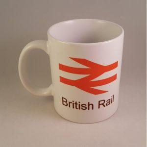 British Rail Arrow Mug