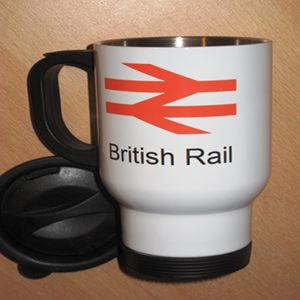 British Rail Travel Mug