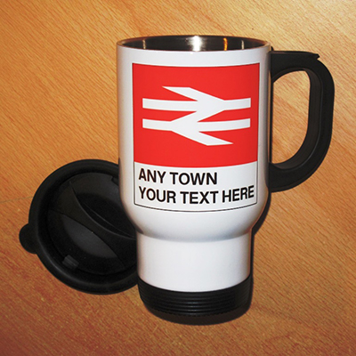 Loco Fleet Shop Custom Travel Mug 1