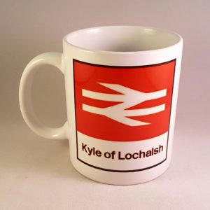 Customised Station Sign Mug