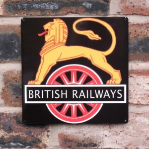 British Railways Lion & Wheel