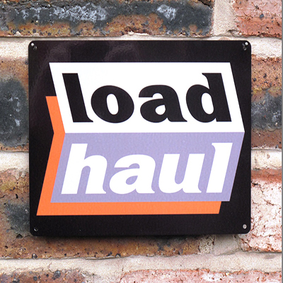Loco Fleet Shop Load Haul Logo 20x15