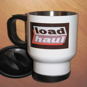LoadHaul Travel Mug