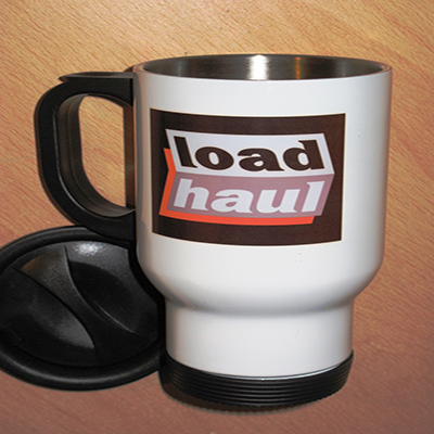 Loco Fleet Shop LoadHaul Travel Mug
