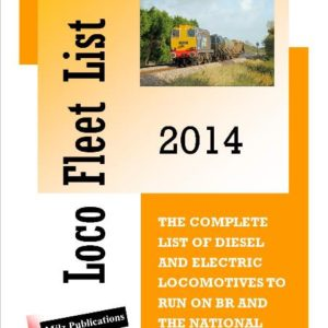 Loco Fleet List 2014