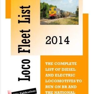 Loco Fleet List 2014