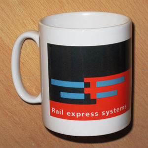 Rail Express System Mug