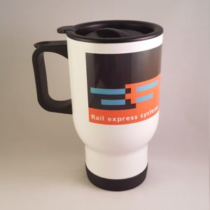 Rail Express Systems Travel Mug