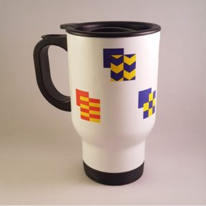 Railfreight Sub-Sector Travel Mug
