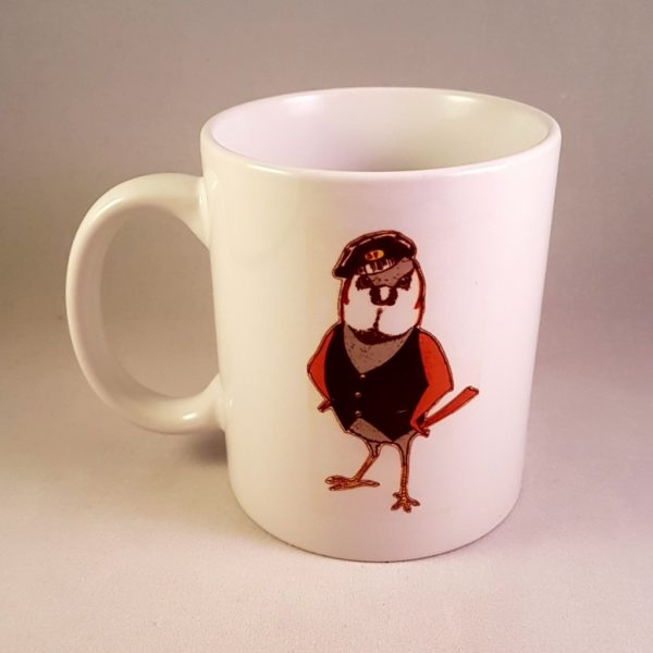Stratford Cockney Sparrow Mug