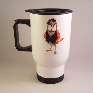 Stratford Cockney Sparrow Travel Mug