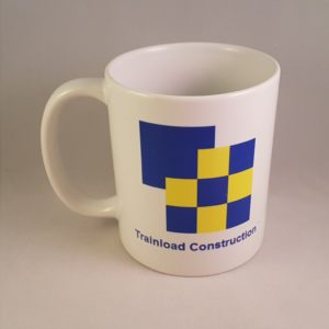 Trainload Construction Mug