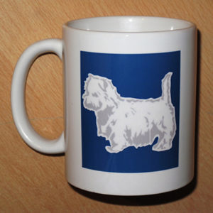 Westy Terrier Mug