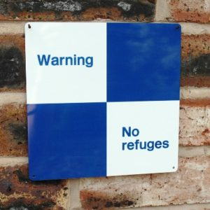 Warning No Refuges