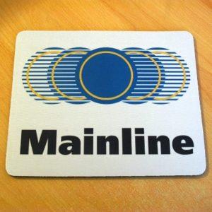 Mainline Freight Mouse Mat