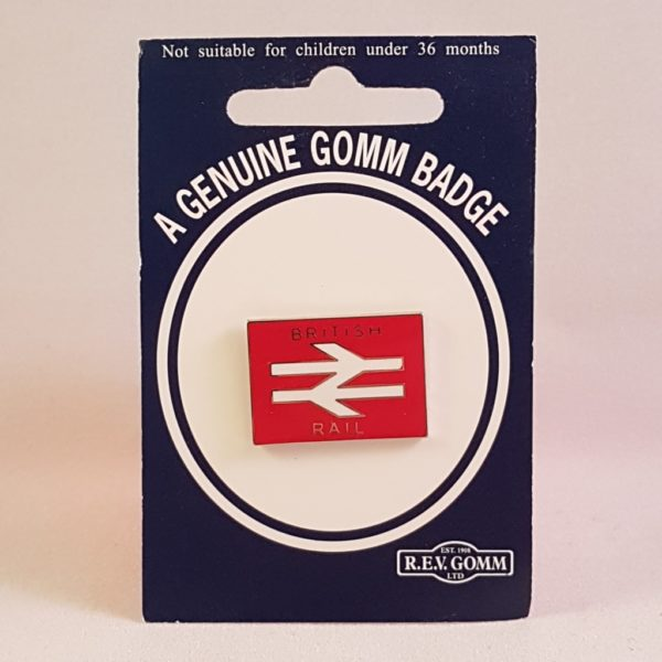 British Rail Arrow Red Badge