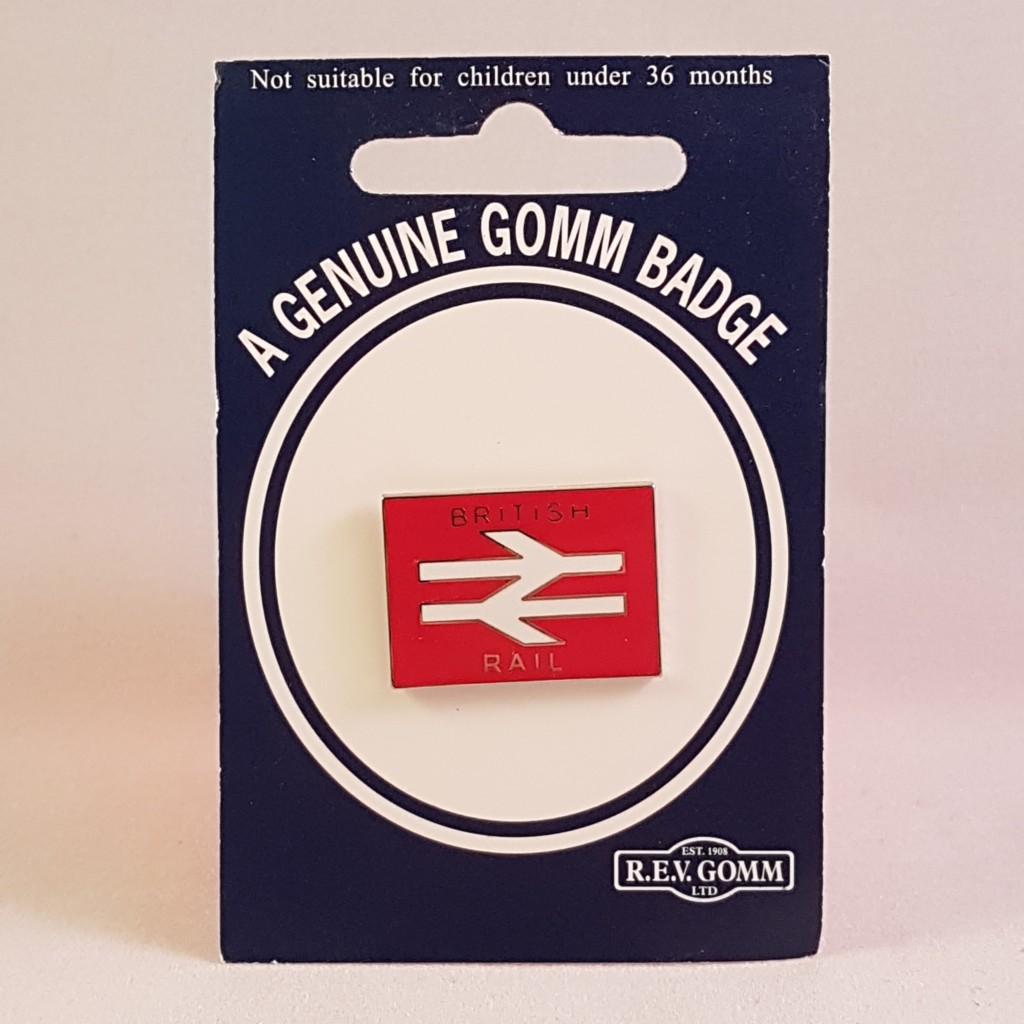 British Rail Arrow Red Badge