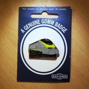 Class 373 Eurostar Badge
