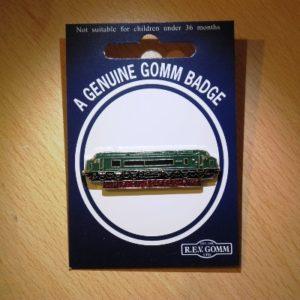 Class 44 Badge
