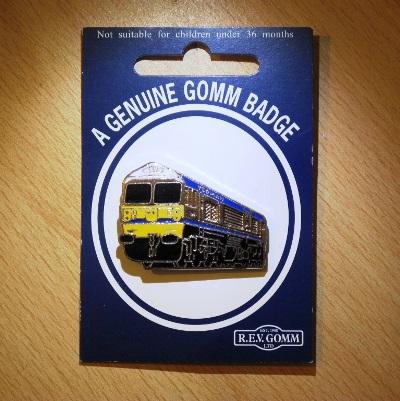 Class 59 Badge