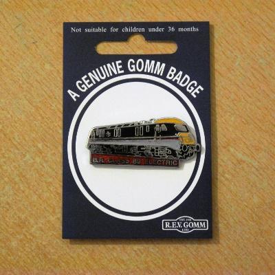 Class 89 Badge