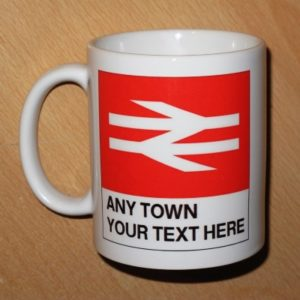 Customised Station Mug