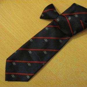 British Rail Small Arrows Clip Tie
