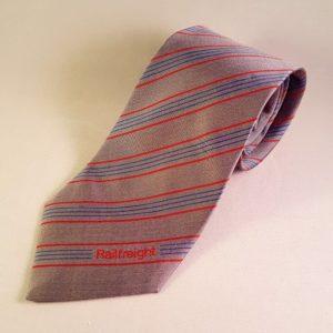 Railfreight Silver Tie