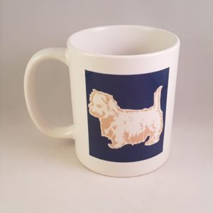 Eastfield West Highland Terrier Mug
