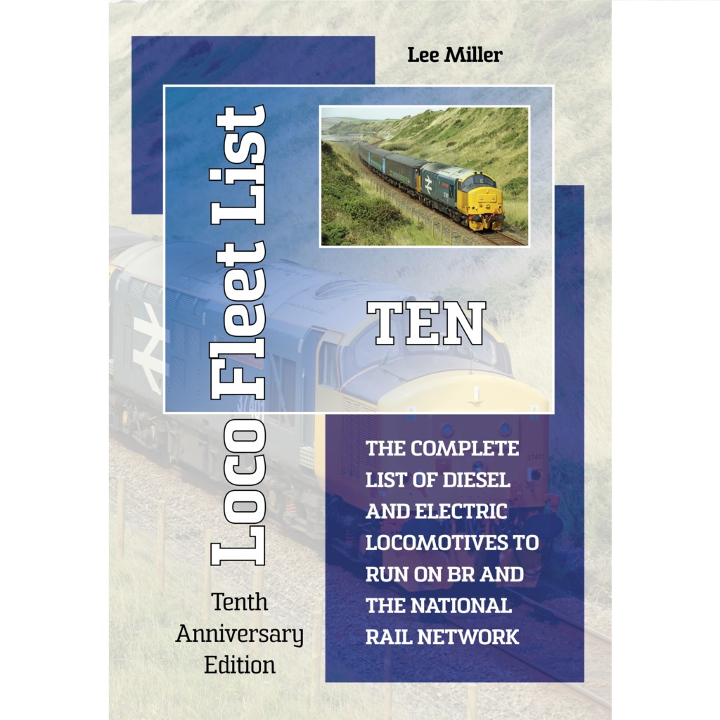 Loco Fleet List Ten Cover