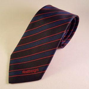 Railfreight Blue Tie