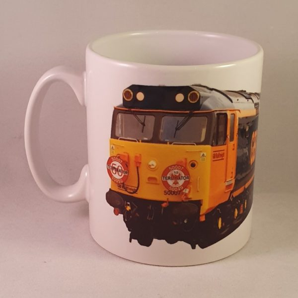 Class 50 Mug