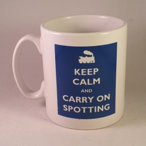 Carry On Spotting Mug
