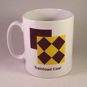 Trainload Coal Mug