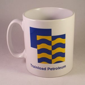 Trainload Petroleum Mug