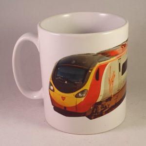 Class 390 Pendolino Mug