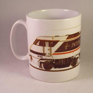 Class 91 Wraparound Mug