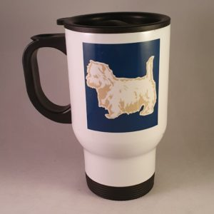 West Highland Terrier Travel Mug